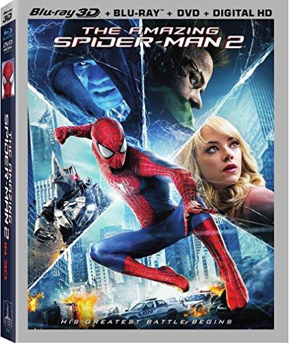 The Amazing Spider-Man 2 [Blu-ray] …