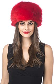 Best red russian hat Reviews