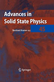 Advances in Solid State Physics 45