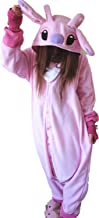 Kafferin Adult Cartoon Costume Cosplay Pajamas Onesies Party Stitch