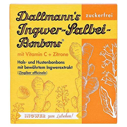 DALLMANN'S Ingwer-Salbei Bonbons