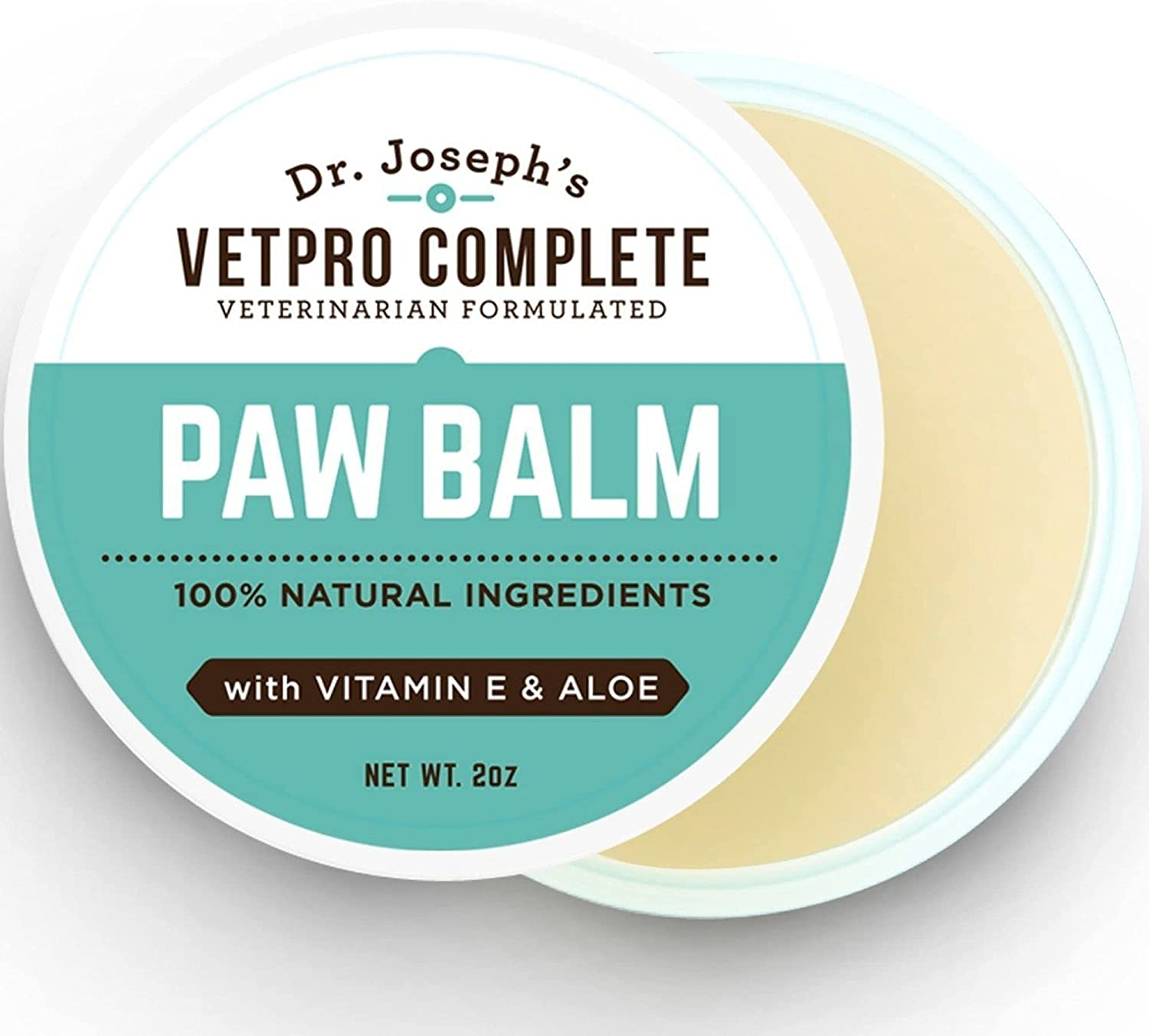 Max 51% OFF VetPro Complete Dog Paw Balm for All - Dogs Pro and Cats Natural Low price