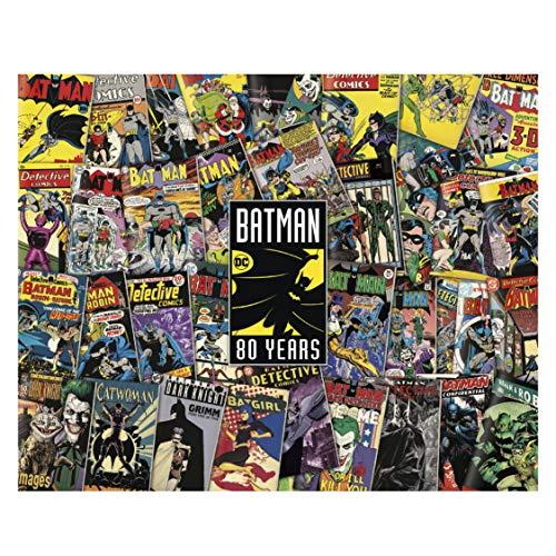 Puzzles Batman