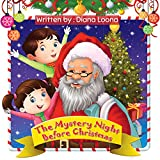 The Mystery Night Before Christmas: Christmas story for kids ages 3-8