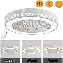 Amazon.es: Ventilador de techo con luz Inspire ARUBA