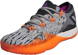 adidas pour Homme Crazylight Boost Basse 2016Bb8384Baskets Taille Unique Grey/Orange/White