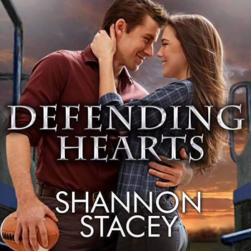 Defending Hearts audiobook cover art