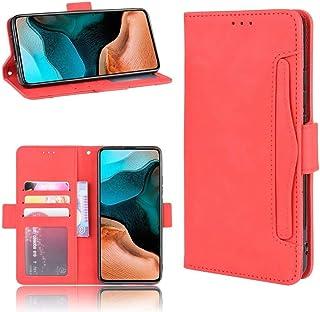 Luckyandery Poco F2 Pro Case,Poco F2 Pro Cover case, Stand Case Folio Book Flip Cover Built-in Card Holder Fit for Poco F2...