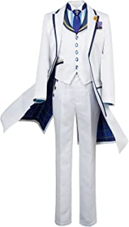 COSTHAT Fate Grand Order Arthur Pendragon Cosplay Costume FGO Saber Full Set Suit
