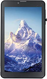 Atouch AT5 7-inch 16GB ROM 1GB RAM 4G LTE Dual Sim Android Wi-Fi Tablet Black Color