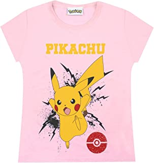 pokemon t shirts for girls