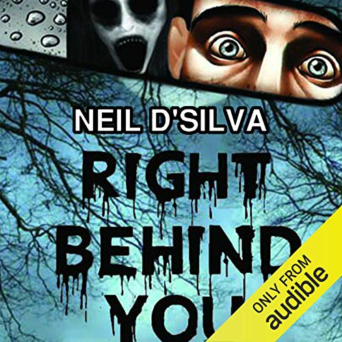 Right Behind You cover art