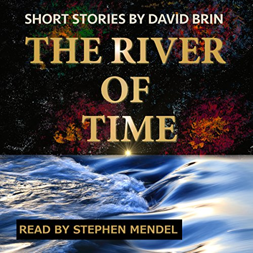 River of Time audiobook cover art
