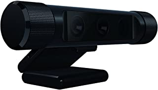 Razer Stargazer Depth-Sensing HD Webcam 30 FPS at 1080P & 60 FPS at 720P - Windows Hello Compatible - Dynamic Background Removal - USB 3.0 Required [並行輸入品]