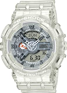GSHOCK Men's Automatic Wrist Watch analog-digital Display and Resin Strap, GA110CR-7A