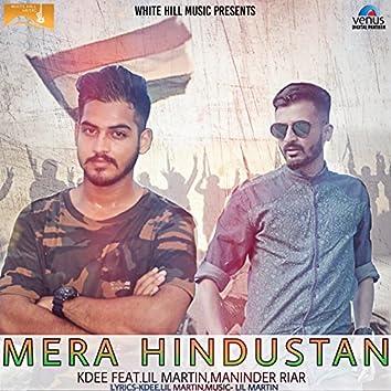 Mera Hindustan (feat. Lil Martin, Maninder Riar)