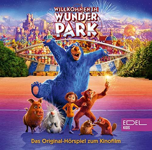 Willkommen im Wunder Park - Das Original-Hörspiel zum Kinofilm