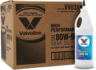 Gear Oil, High Performance, 32 Oz, 80W-90