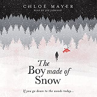 The Boy Made of Snow cover art