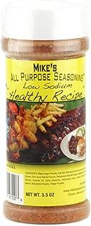 Mike's All Purpose Seasoning - Low Sodium Recipe