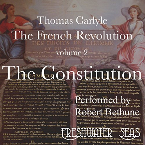 The French Revolution, Volume 2 audiobook cover art