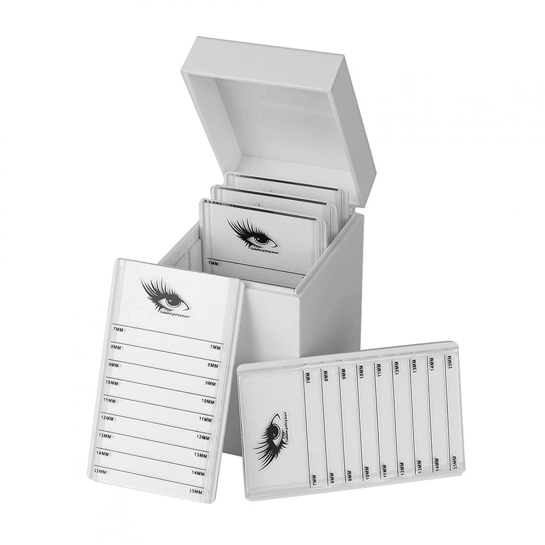 Recommended Professional Eyelash Storage Container Eyela Box Recommended