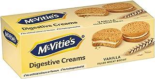 McVities Digestive Ceam biscuits Vanilla flavour, 100 gm