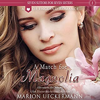A Match for Magnolia cover art