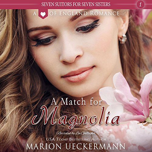 A Match for Magnolia audiobook cover art