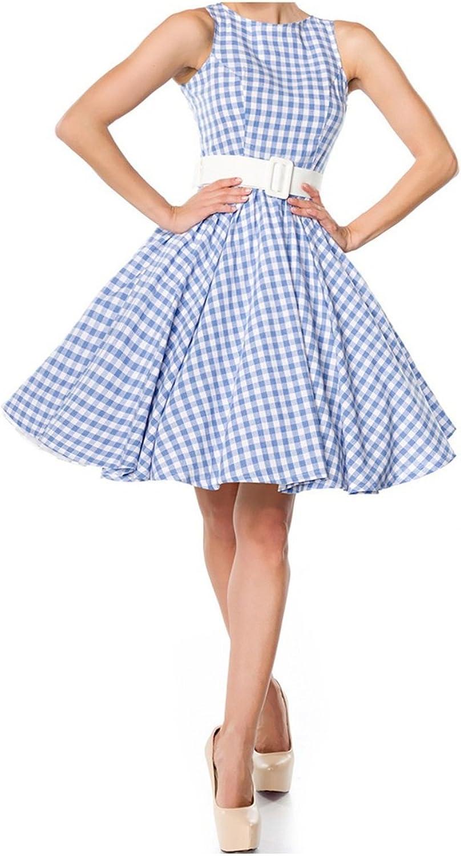 Belsira Ladies' Karokleid in Retro Style