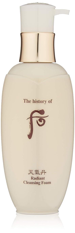 野球宮殿無臭后 (The History Of 后) Cheongidan Radiant Cleansing Foam 200ml/6.7oz並行輸入品