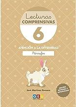 Lecturas comprensivas 06 / Editorial GEU / 1º Primaria / Mejora la comprensión lectora / Recomendado como apoyo / Actividades sencillas