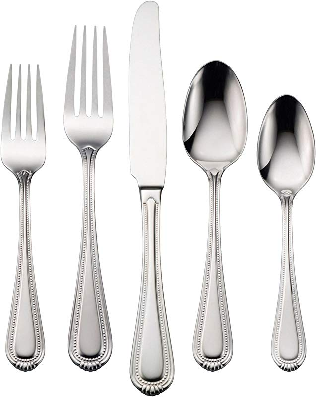 Oneida Countess 45 Piece Flatware Set Service For 8