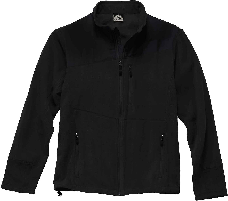 Storm Creek Men's Franz Microfleece Contrast Jacket