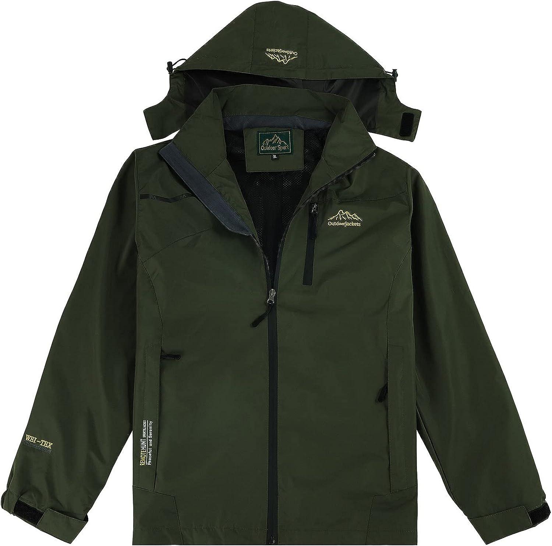 Lightweight Cardigan Jackets Coat for Men Hooded Windbreaker Full Zip Athletic Sweatshirts Windproof Waterproof Jacket