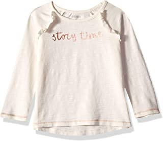 Gymboree Baby Girls' Long Sleeve Peplum Top