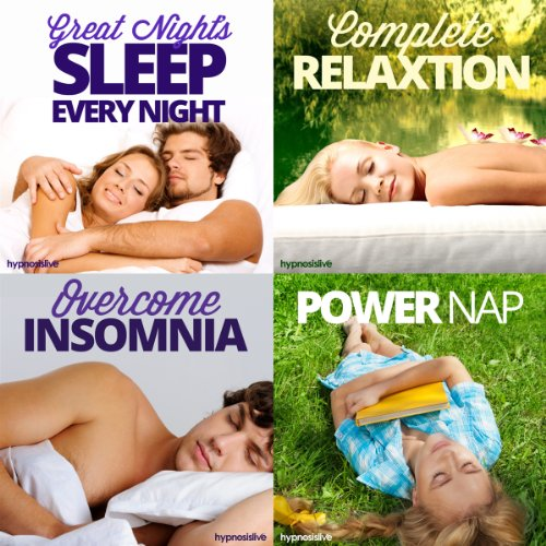 The Superior Sleep Hypnosis Bundle cover art