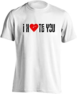 I Hate You Love You Valentine's Day T-Shirt