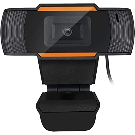 Adesso CyberTrack H2 Webcam 3 Megapixel 30 fps USB 2.0 640x480 Video CMOS Sensor Fixed-Focus Built-in Microphone for PC & Laptop