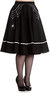 Best hell bunny spider web skirt Reviews