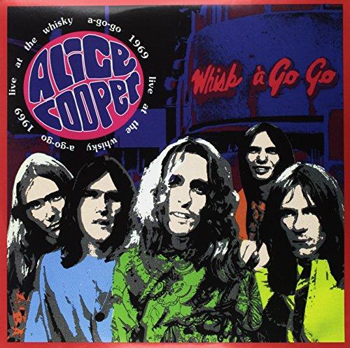 Live at the Whiskey a Go-Go,1969 [Vinyl LP]