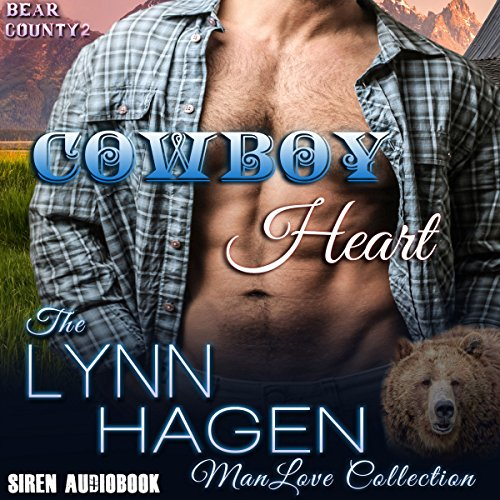 Cowboy Heart audiobook cover art