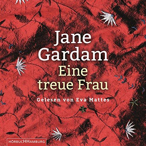Eine treue Frau audiobook cover art
