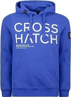 Crosshatch Men's Kelsae Hooded Sweatshirt