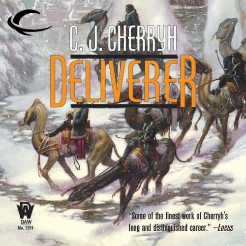 Deliverer audiobook cover art