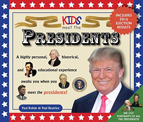 Kids Meet the Presidents 3rd Edition (9)