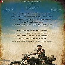 Jab Tak Hai Jaan - Indian Bollywood Music