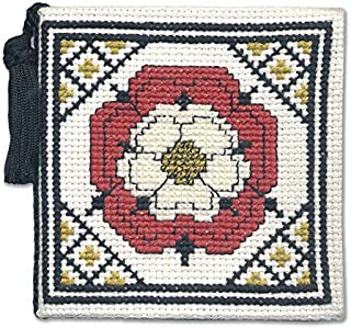 Tudor Rose Embroidery Kit