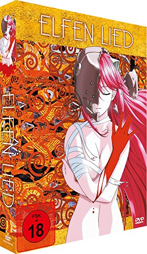 Elfen Lied - Gesamtausgabe - DVD-Boxset (Remastered Version inklusive OVA)