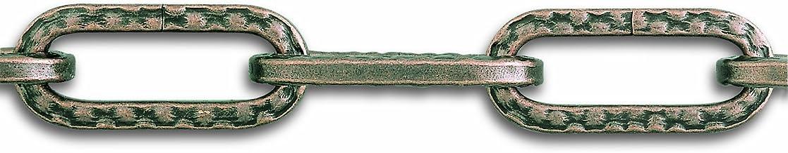 Chapuis LVBL41 lampketting - gesmeed bronseerd staal - 32 kg - diameter 4 mm - lengte 1,5 m